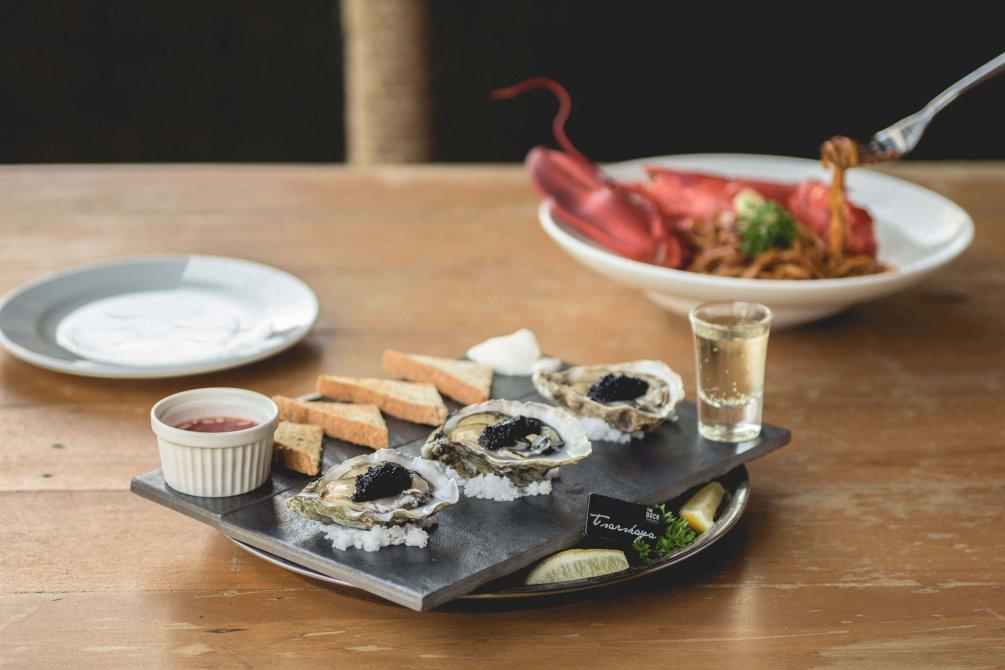 อร่อยยกทะเลไปกับ The Dock Thonglor Menu ความสดเต็มรูปแบบจากธรรมชาติซีฟู้ด